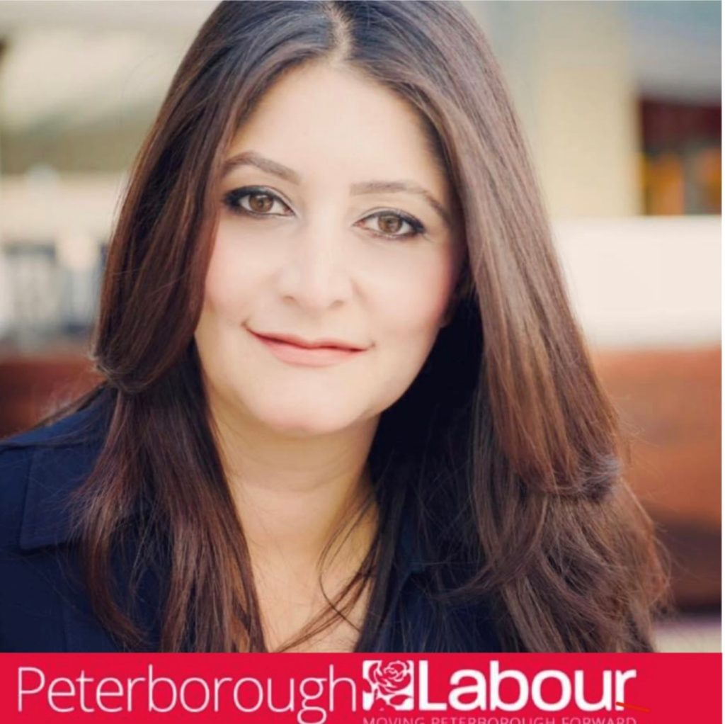 Peterborough Labour councillor & GP wins libel damages & apology from Conservative opponent for false voter fraud claims